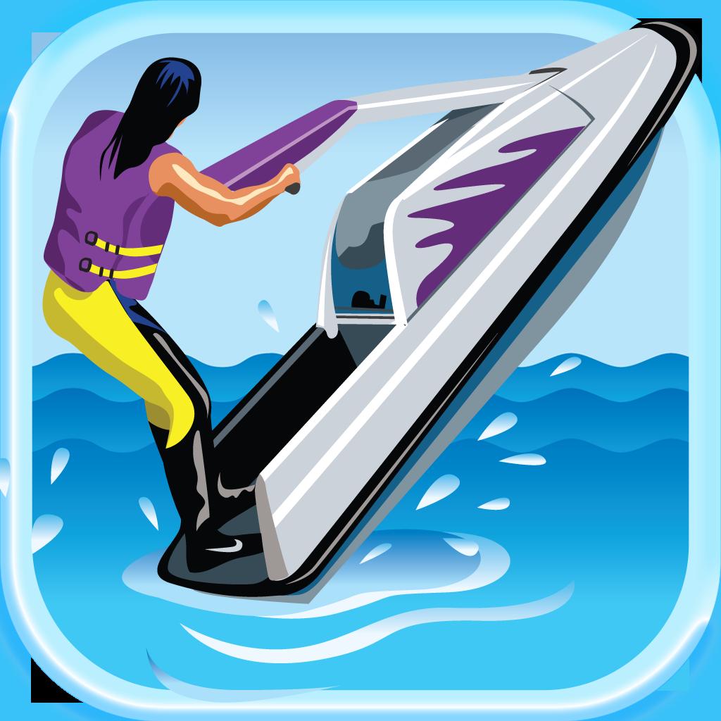 Tropic Jet Ski Race - Uber Fun Boys & Girls Water Racing Game (ProEdition)